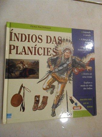 Índios Das Planícies - Fiona Macdonald