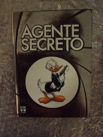 Agente Secreto - Disney - HQ
