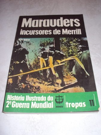 Marauders-incursores De Merrill-allan Backer-ed.renes