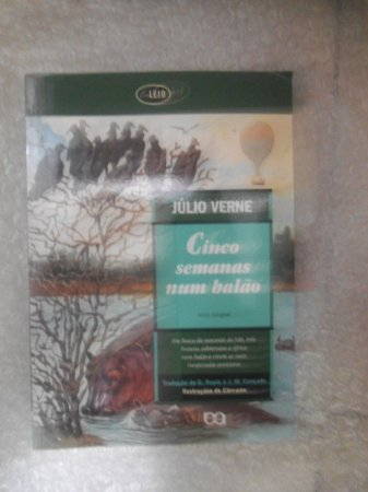 Cinco Semanas Num Balão - Júlio Verne