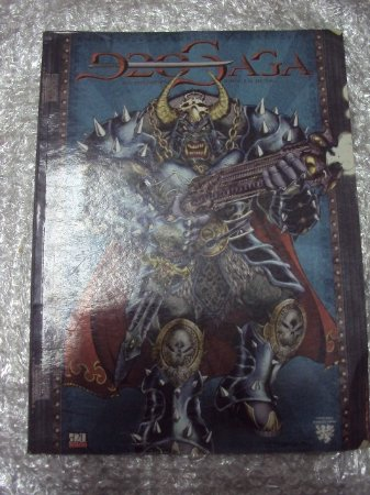 D20 Saga - Ano 1 - Nº 2 - RPG