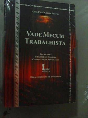 Vade Mecum Trabalhista Volume I E Ii - Gleibe Pretti