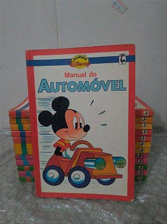 Coleção Manuais Disney - 14 Livros