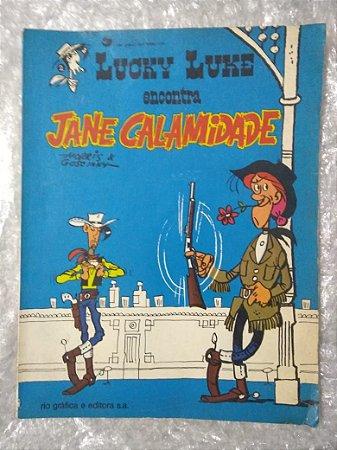 Lucky Luke encontra Jane Calamidade - Morris & Goscinny