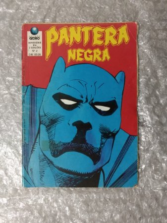 Pantera Negra Nº 2 - Peter Gillis
