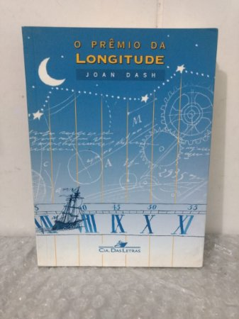 O Prêmio da Longitude - Joan Dash