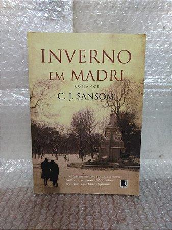 Inverno em Madri - C. J. Sansom