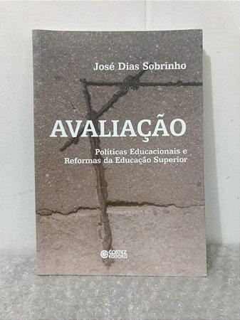 Avaliação - José Dias Sobrinho
