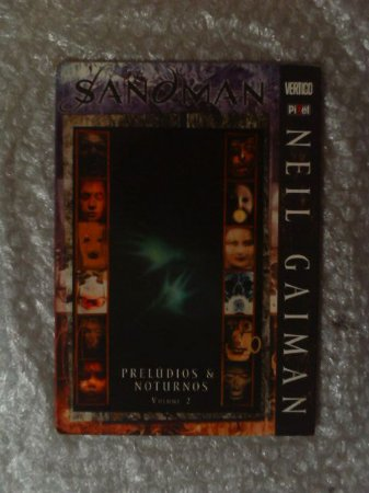 Sandman: Prelúdios & Noturnos Vol. 2 - Neil Gaiman
