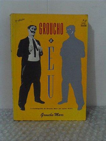 Groucho e Eu - Groucho Marx