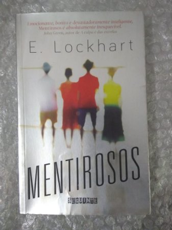 Mentirosos - E. Lockhart