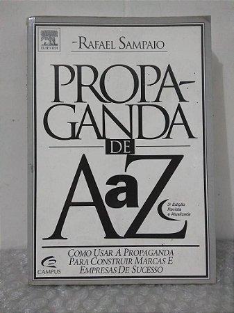 Propaganda de A a Z - Rafael Sampaio