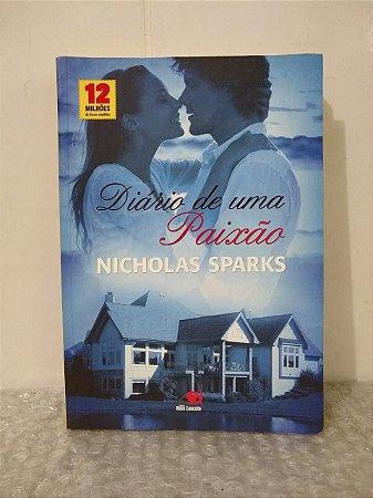 Diário de uma Paxão - Nicholas Sparks