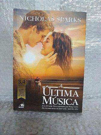 A Última música - Nicholas Sparks