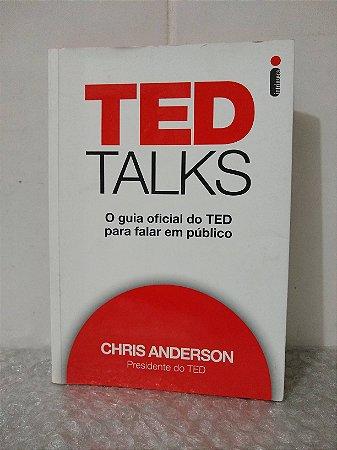 Ted Talks - Chris Anderson (marcas de uso)