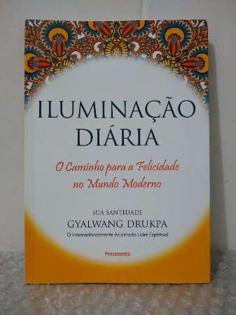 Iluminação Diária - Gyalwang Drukpa