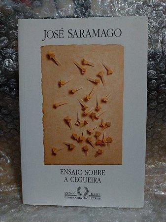 Ensaio Sobre a Cegueira - José Saramago (marcas de umidade)