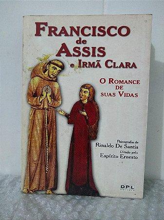 Francisco de Assis e Irmã Clara - Rinaldo de Santis