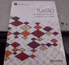 Apologia de Sócrates, O Banquete e Fedro - Platão