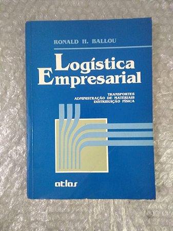 Logística Empresarial - Ronald H. Ballou