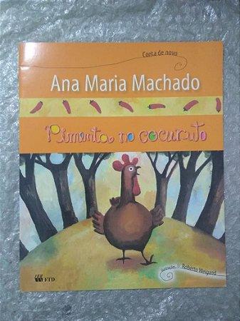 Pimenta no Cocuruto - Ana Maria Machado