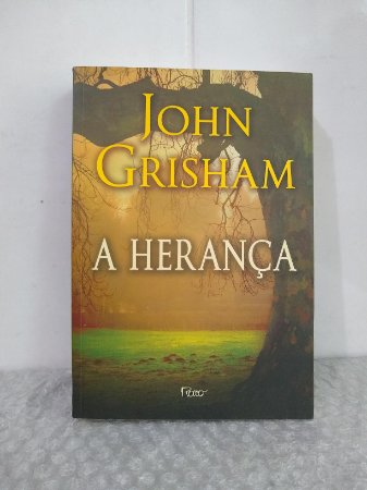 A Herança - John Grisham (marcas)