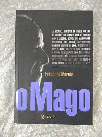 O mago - Fernando Morais