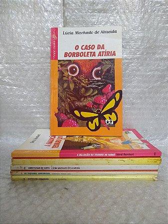 Coleção Vaga-Lume C/ 6 Volumes - Vários Autores