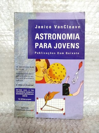 Astronomia Para Jovens - Janice VanCleave
