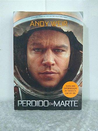 Perdido em Marte - Andy Weir