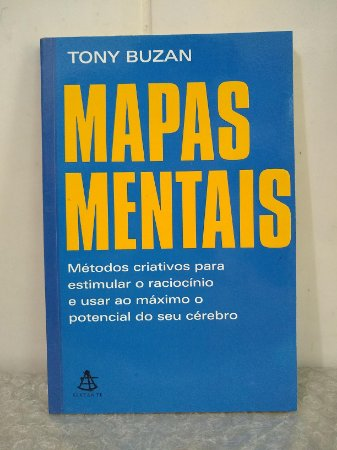 Mapas Mentais - Tony Buzan