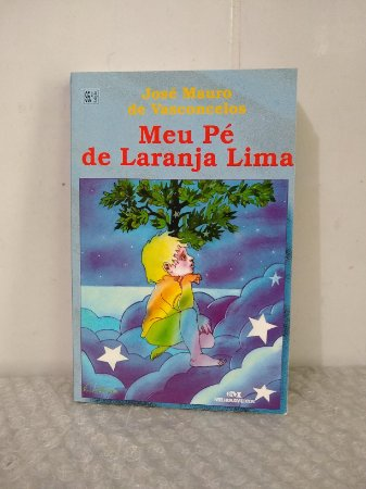 Meu Pé de Laranja Lima - José Mauro de Vasconcelos (danificado)