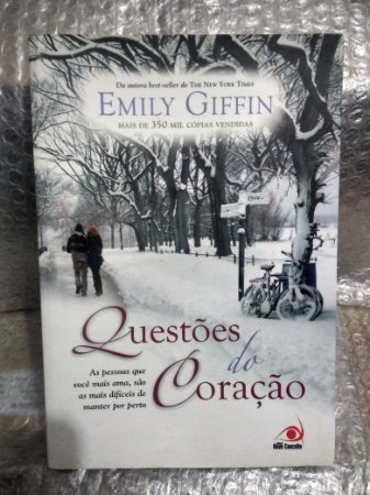Questões do Coração - Emily Giffin