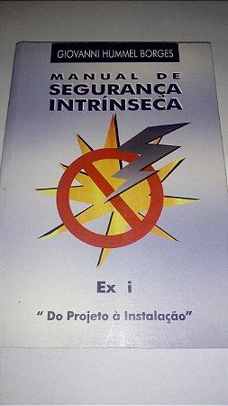 Manual de segurança intrínseca - Giovanni Hummel Borges