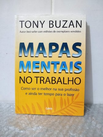 Mapas Mentais - Tony Buzan