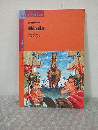 Ilíada - Homero - Série Reencontro