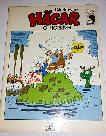Hagar o Horrível - Dik Browne - Propriedade do Hagar