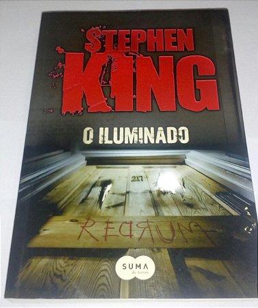 O iluminado - Stephen King (lacrado)