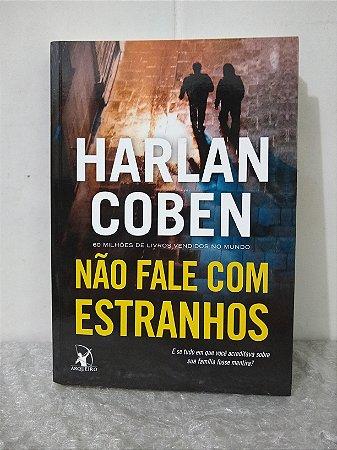 Não Fale com Estranhos - Harlan Coben