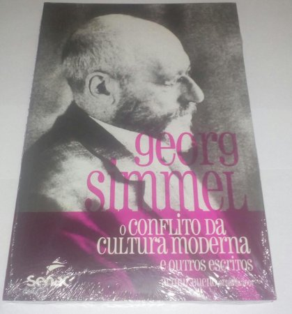 O conflito da cultura moderna - George Simmel