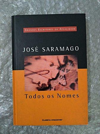 Todos os Nomes - José Saramago