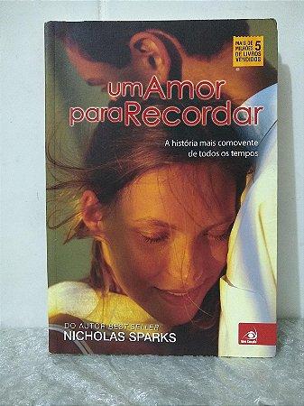 Um Amor Para Recordar - Nicholas Sparks