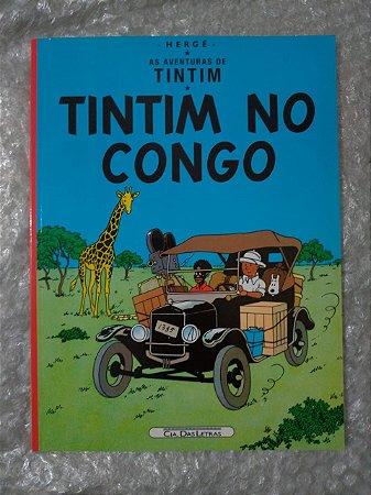 As Aventuras de Tintim: Tintim no Congo - Hergé