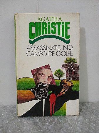 Assassinato no Campo de Golfe - Agatha Christie (marcas)