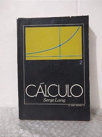 Cálculo - Serge Lang