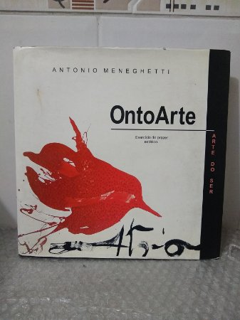 OntoArte - Antonio Meneghetti (português, inglês e italiano)