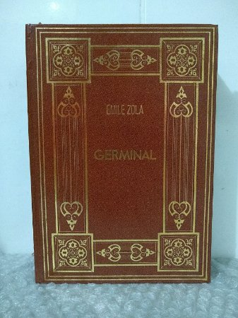 Germinal - Émile Zola - Ed. Abril