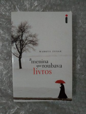 A Menina que Roubava Livros - Markus Zusak - Pocket