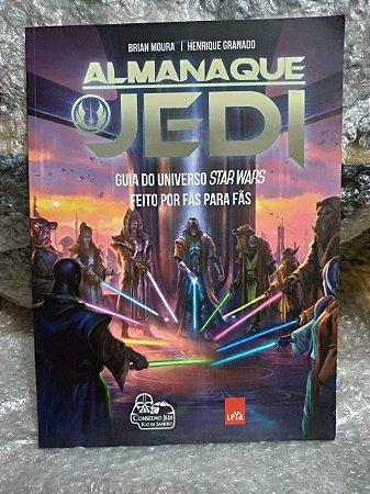 Almanaque Jedi - Brian Moura e Henrique Granado