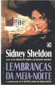 Lembranças da Meia-Noite - Sidney Sheldon (amarelado)